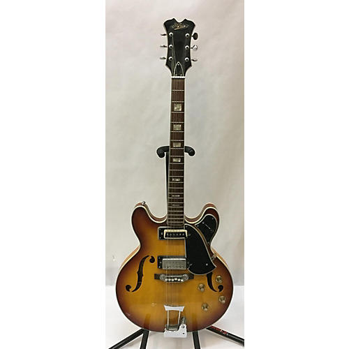 Aria 1970s 1202T Hollow Body Electric Guitar