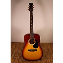 National 1970s 1248 Acoustic Guitar