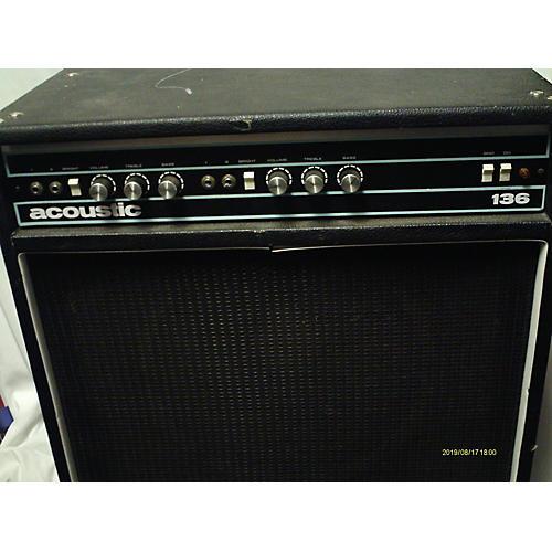 Acoustic 1970s 136 Combo Bass Combo Amp