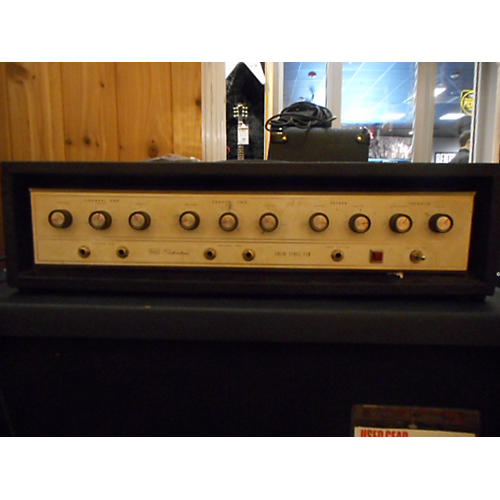 Silvertone 1970s 1465 Solid State Guitar Amp Head