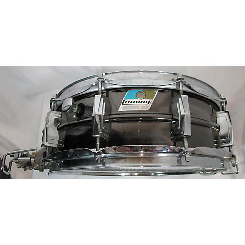 Ludwig 1970s 14X5  Black Beauty Snare Drum