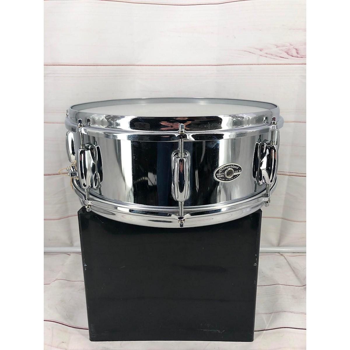 Slingerland 1970s 14X5.5 Radio King Chrome Over Steel Drum