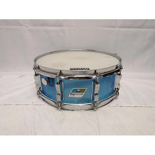 Ludwig 1970s 14X5.5 Vistalite Snare Drum