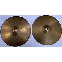Zildjian 1970s 14in A Custom Hi Hat Pair Cymbal