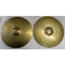 Zildjian 1970s 14in A Series Hi Hat Pair Cymbal
