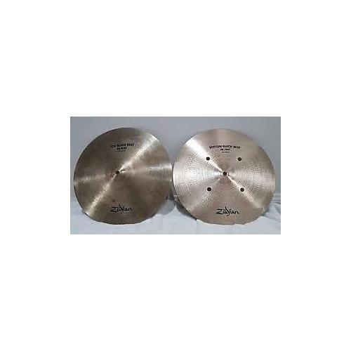 Zildjian 1970s 14in Quick Beat Hi Hat Pair Cymbal