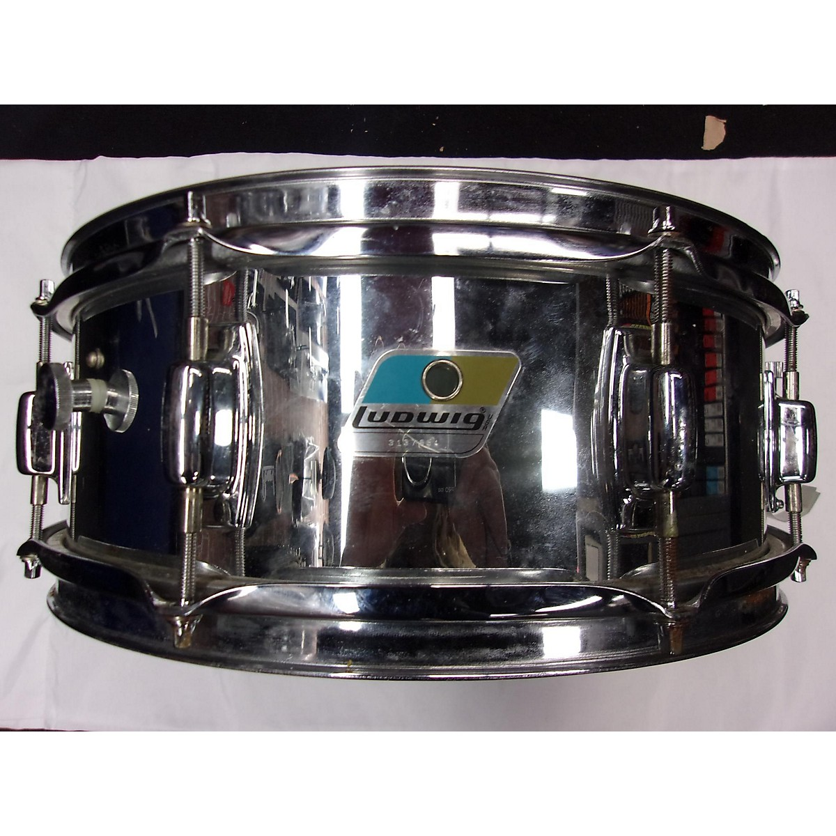 Ludwig 1970s 15X6 Rocker Drum