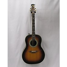 Ovation 1970s 1617 Acoustic Electric Guitar