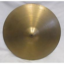 Zildjian 1970s 16in A Cymbal