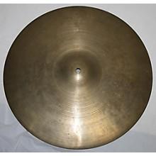Zildjian 1970s 18in A Series Medium Crash Cymbal