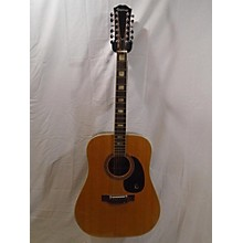 Epiphone 1970s 1970'S FT-160 BARD 12 12 String Acoustic Guitar