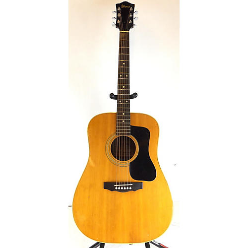 Ibanez 1970s 1970's 2845 Dreadnought Acoustic Guitar