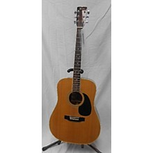 Fender 1970s 1970's F75 Acoustic Guitar