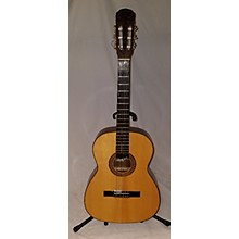 Giannini 1970s 1970's Giannini AEN86 Classical Natural Classical Acoustic Guitar