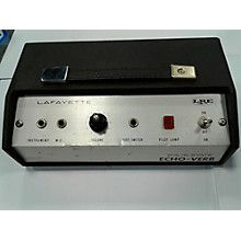 LaFayette 1970s 1970's Lafayette Echo-verb Solid State Effect Pedal