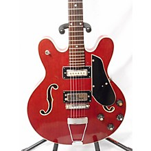 Ovation 1970s 1970s Ovation Tornado Red Hollow Body Electric Guitar