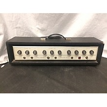 Silvertone 1970s 1970's Silvertone 1465 Solid State Head Solid State Guitar Amp Head