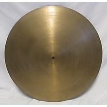 Zildjian 1970s 20in A Cymbal