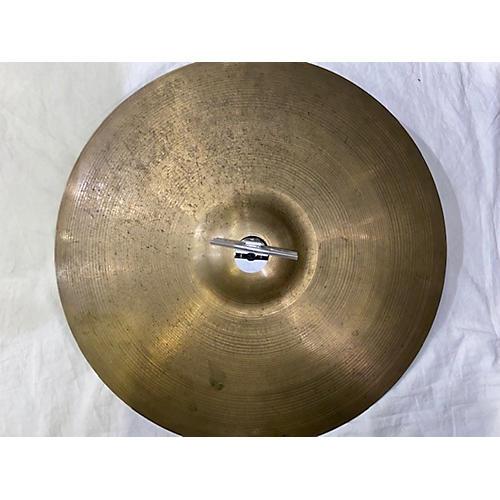 Zildjian 1970s 20in A Series Crash Ride Cymbal