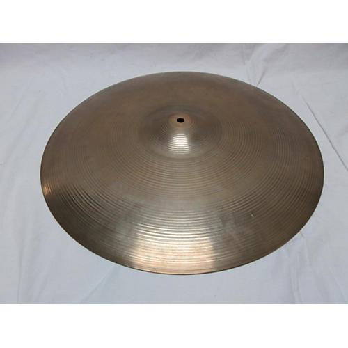 Zildjian 1970s 20in Avedis Ride Cymbal