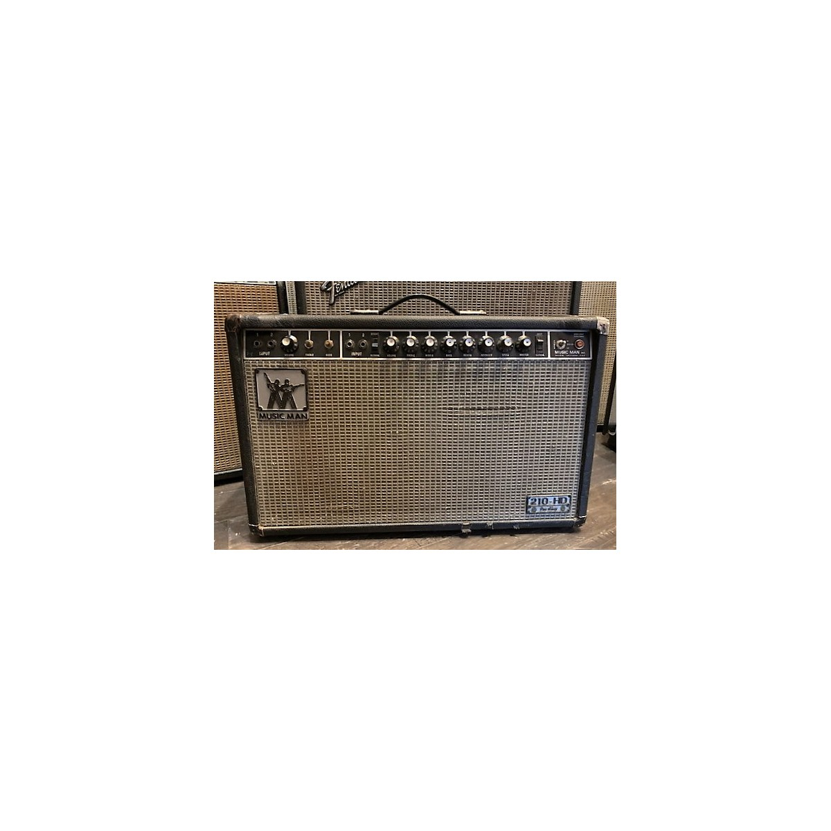 Ernie Ball Music Man 1970s 210 HD-130 Tube Guitar Combo Amp