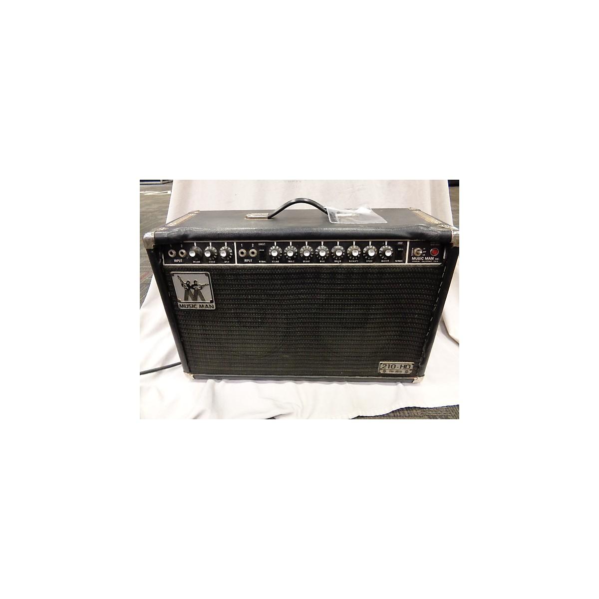 Ernie Ball Music Man 1970s 210 HD One Thirty Tube Guitar Combo Amp