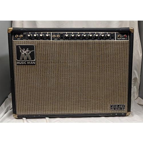 Ernie Ball Music Man 1970s 212 HD 150 Tube Guitar Combo Amp