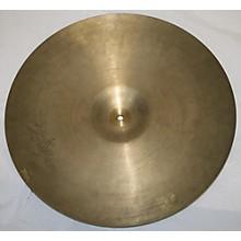 Zildjian 1970s 21in A Series Ride Cymbal