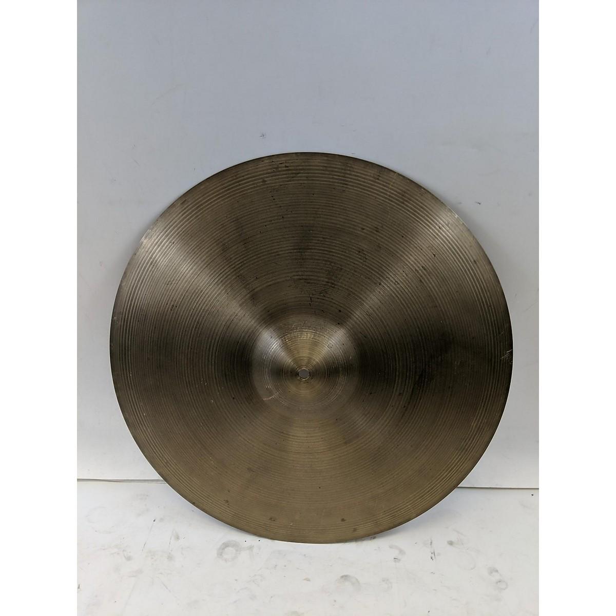 Zildjian 1970s 22in Heavy Ride Cymbal