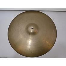 Zildjian 1970s 22in Sizzle Ride Cymbal