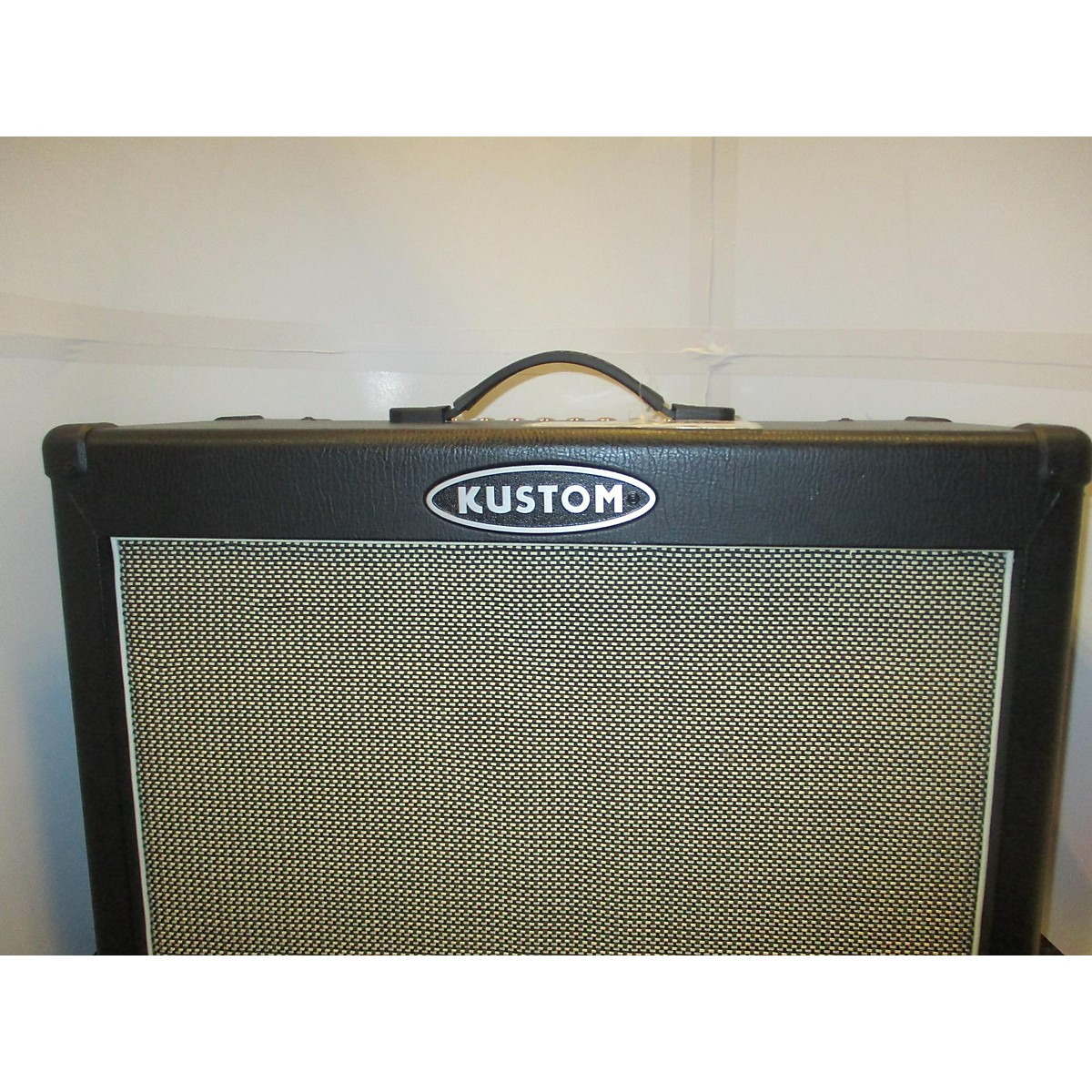 Kustom 1970s 250 Head And Cab Guitar Combo Amp