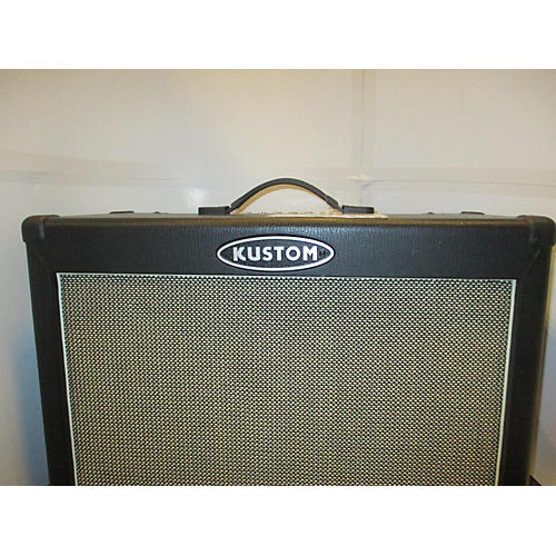 Kustom 1970s 250 Head And Cab Guitar Combo Amp