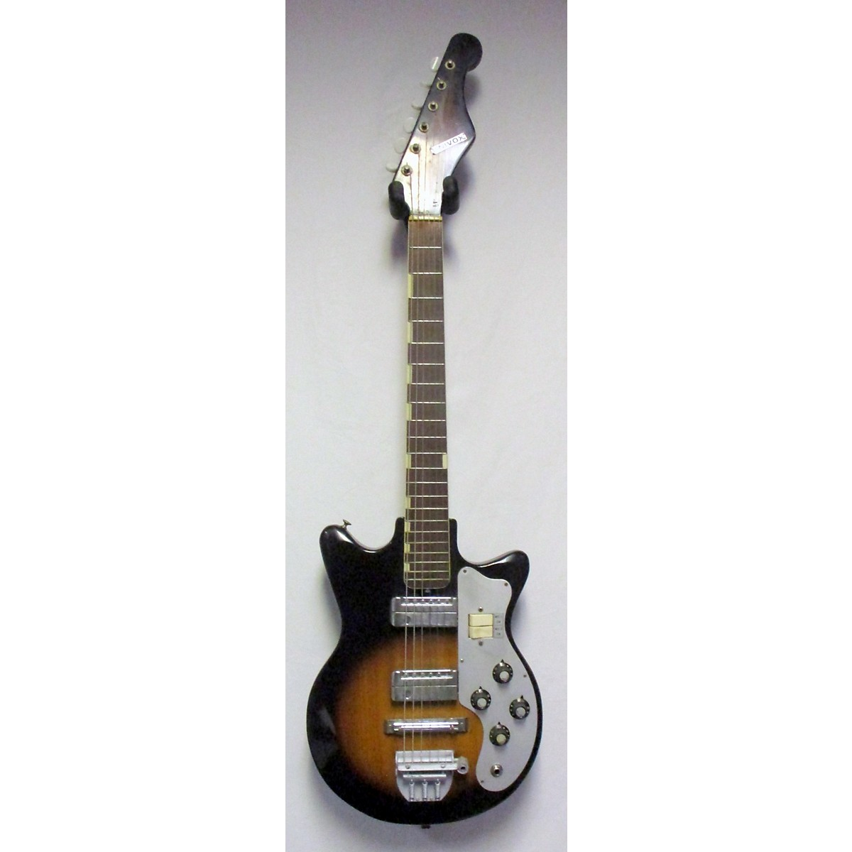 Univox 1970s 2PU SOLIDBODY ELCTRIC Solid Body Electric Guitar
