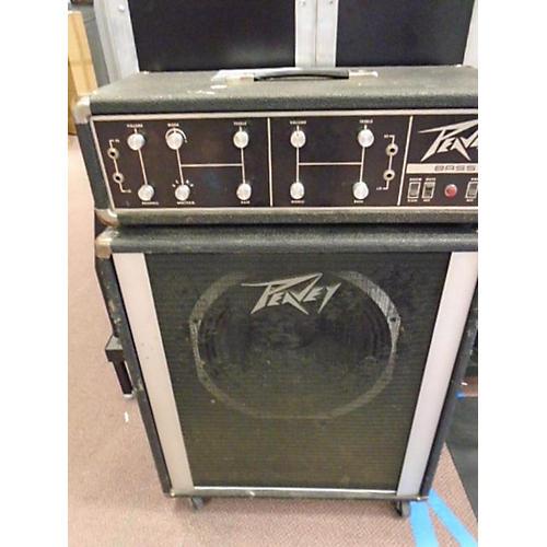 Peavey 1970s 300 Series Bass Amp W/115 Scorpion Cab Bass Combo Amp