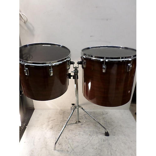 Ludwig 1970s 4 Pc Drum Kit