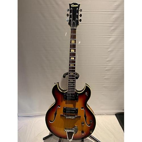 Conrad 1970s 40080 Hollow Body Electric Guitar