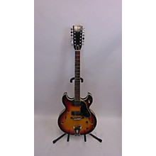 Conrad 1970s 40100 Hollow Body Electric Guitar