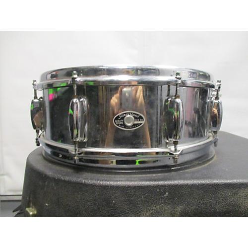 Slingerland 1970s 5.5X14 1970 Snare Chrome Drum