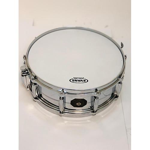 Gretsch Drums 1970s 5.5X14 4165 Chrome Over Brass Drum