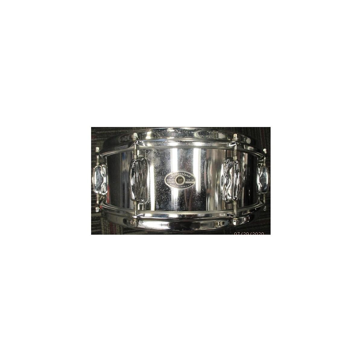 Slingerland 1970s 5.5X14 Aluminum Drum