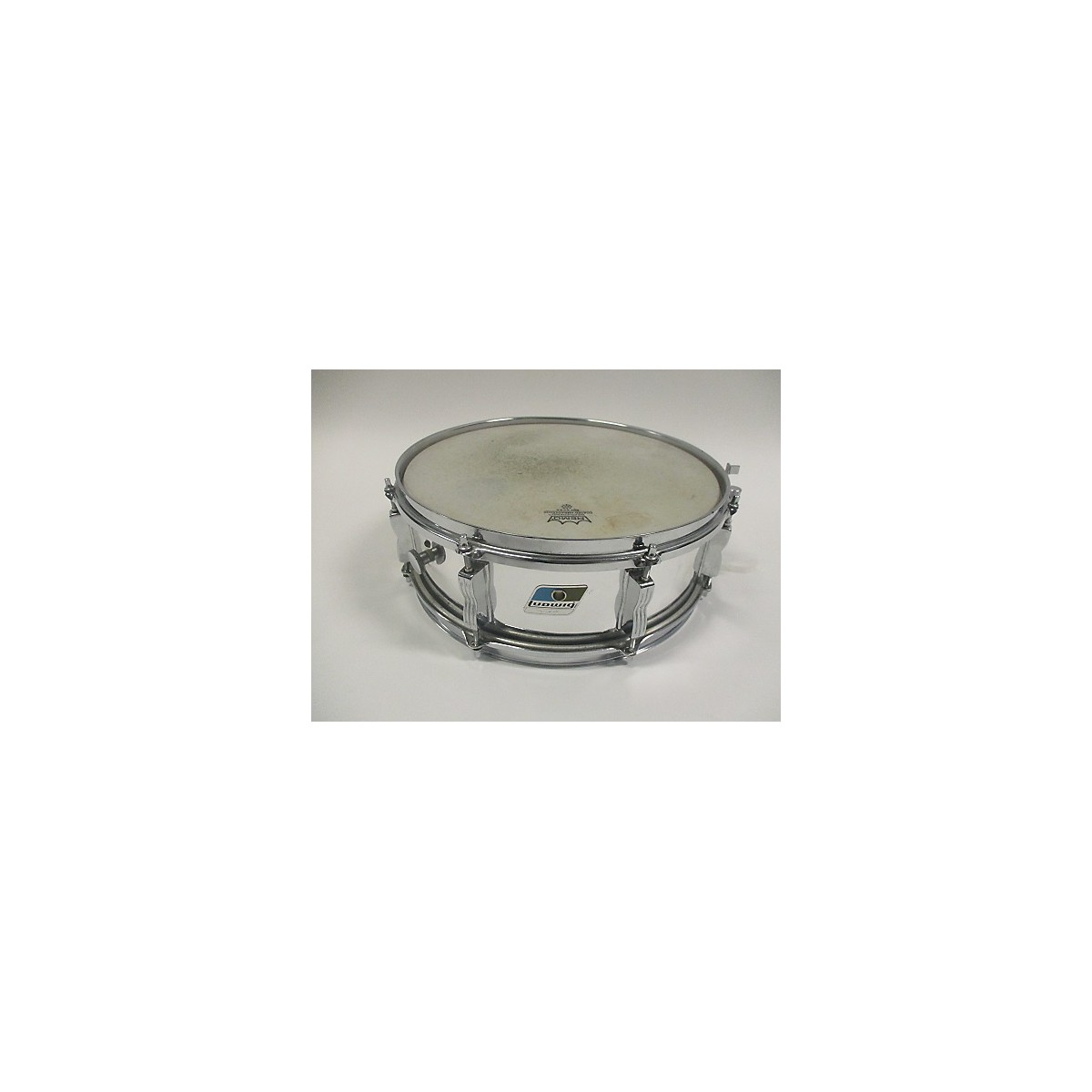 Ludwig 1970s 5.5X14 CHROME WRAPPED SNARE Drum