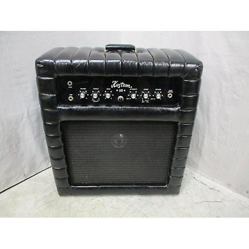 Kustom 1970s 50 Guitar Combo Amp