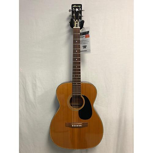 Alvarez 1970s 5014 Acoustic Guitar