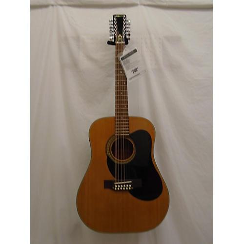 Alvarez 1970s 5021 12 String 12 String Acoustic Electric Guitar