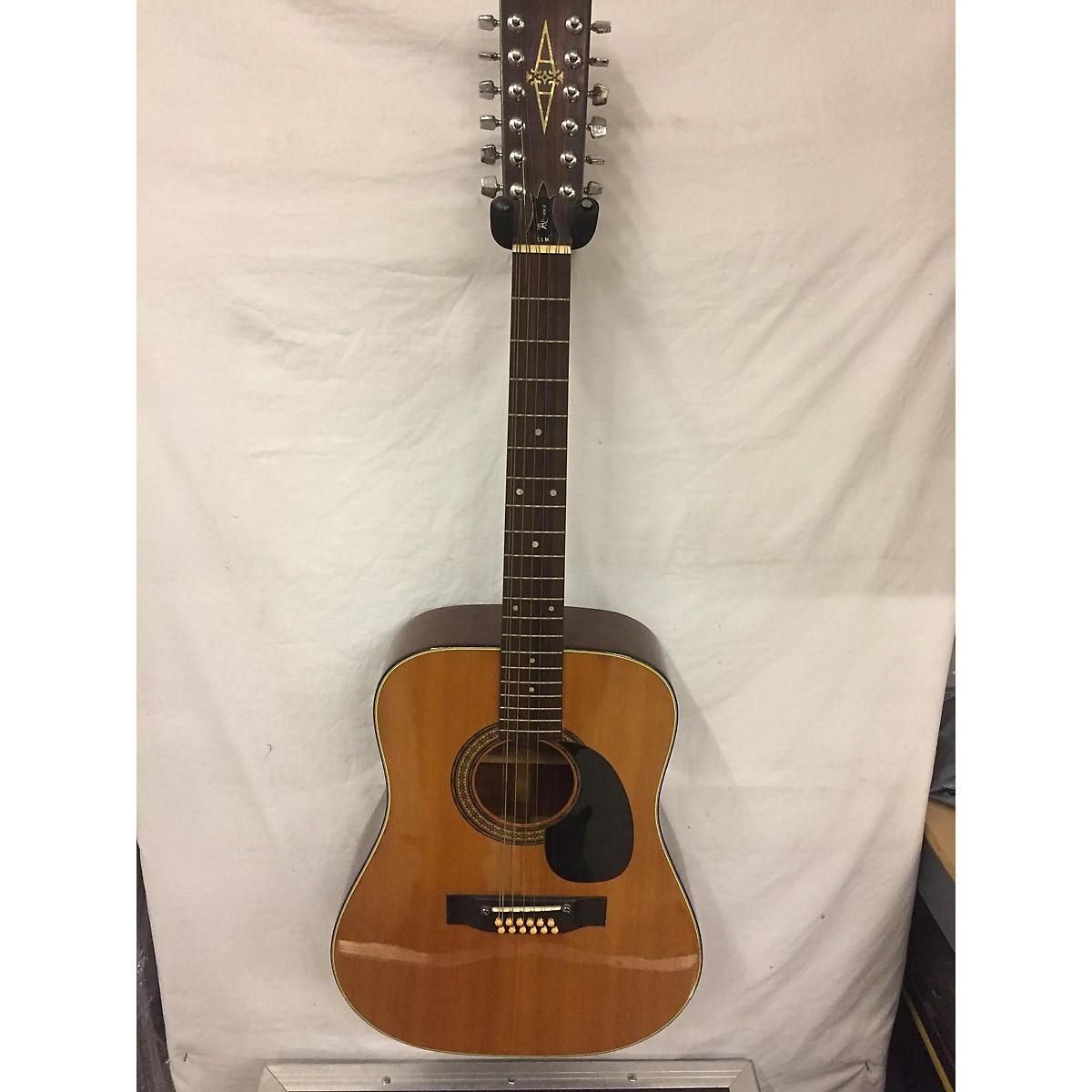Alvarez 1970s 5021 12 String Acoustic Guitar