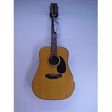 Ibanez 1970s 627 12 Acoustic Guitar
