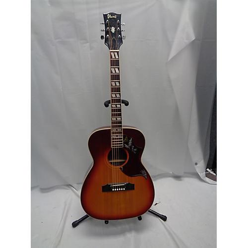 Ibanez 1970s 638 Acoustic Guitar