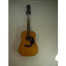 Ibanez 1970s 69112 12 String Acoustic Guitar