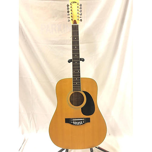 Aria 1970s 9424 12 String Acoustic Guitar