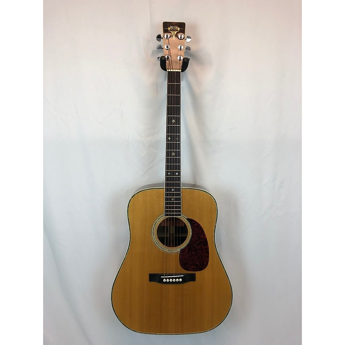 Aria 1970s ARIA PRO II PW40 Acoustic Guitar